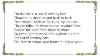 Chely Wright - Sea of Cowboy Hats Lyrics