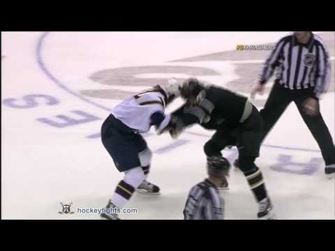 Brian Sutherby vs. Chris Thorburn