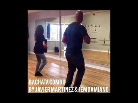 Bachata Combo with Javier Martinez