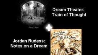 Dream Theater and Jordan Rudess - Vacant piano mashup