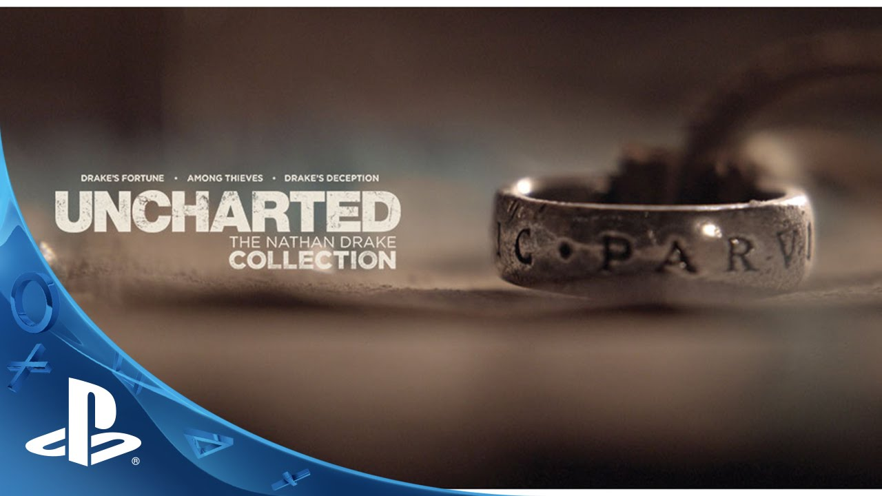 Uncharted: The Nathan Drake Collection – Out October 9th on PS4