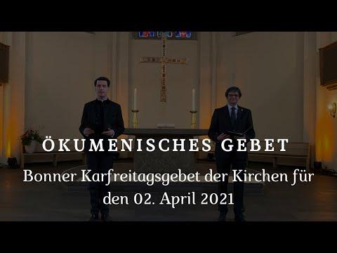 Ökumenisches Gebet zu Karfreitag