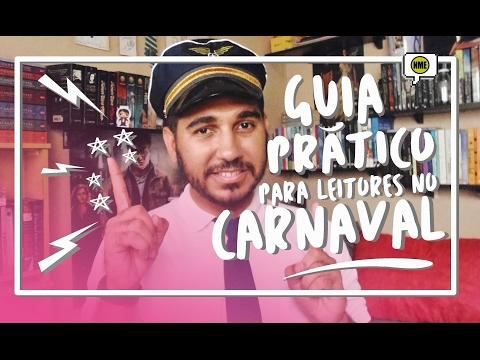 Guia Prático para Leitores no Carnaval | Na Minha Estante