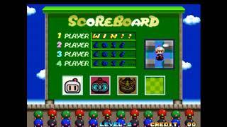 [TAS] Neo Bomberman - Battle Mode (Arcade/Testrun)