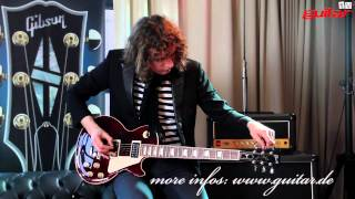 guitar-Workshop: Dan Hawkins/The Darkness