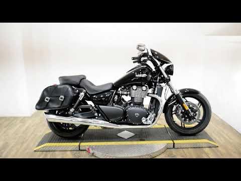 2014 Triumph Thunderbird Storm ABS in Wauconda, Illinois - Video 1