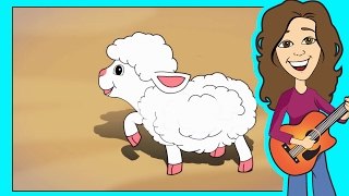 Mary Had a Little Lamb | Nursery Rhyme Song for baby and kids | Patty Shukla
