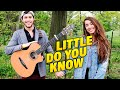 Alex & Sierra - Little Do You Know (Fingerstyle Guitar Cover With Free Tabs)