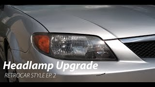 homepage tile video photo for Headlamp Upgrade