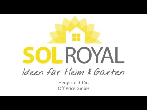 Sol Royal Thermorollo - Montage direkt am Fensterrahmen