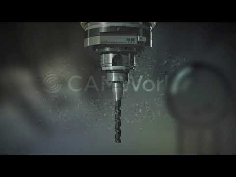 CAMWorks - Advanced Smart Manufacturing through Integrated CAM Software