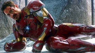 Iron Man vs Captain America - Final Battle Scene - Captain America: Civil War (2016) Movie CLIP HD