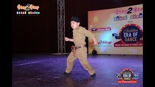 Main Jat Yamla Pagla | Are rafta rafta dekho aankh meri ladi hai | Cute Sikh Boy Dance Performance