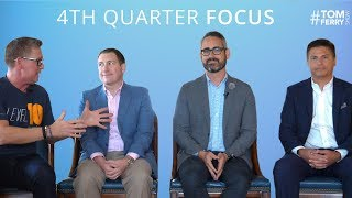 How to Guarantee Success in Q4 and a Changing Market | #TomFerryShow