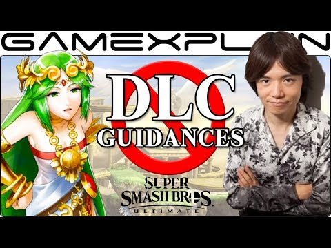 No Custom Palutena's Guidances for DLC Fighters in Smash Bros. Ultimate, Says Sakurai
