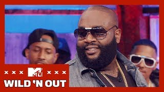 Rick Ross Has Mad Game w/ the Wild 'N Out Girls | #LetMeHolla