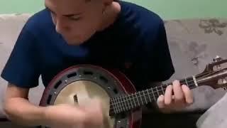 Esse Moleque Toca Banjo  Demais 🔥