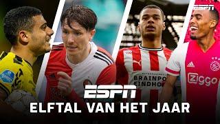 ESPN Elftal van het jaar! ?? | Jouw stem telt! | Eredivisie 2020-2021