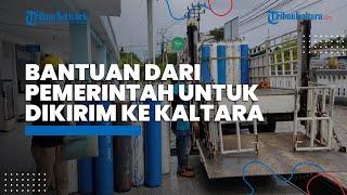 40 Unit Tabung Oksigen Konsetrat Didatangkan, Bantuan Pemerintah untuk Pasien Covid-19 di Kaltara