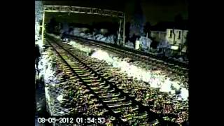 preview picture of video '6Z03 Rail Grinder @ Barking Cams'