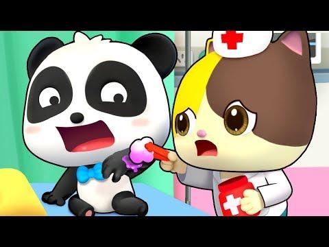 Bayi Panda Ajaib | Bayi Panda Super Kiki & Miumiu | Kartun Anak | Bahasa Indonesia | BabyBus