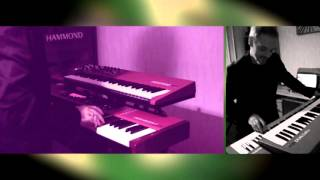Time To Kill (Deep Purple cover) - organ solo