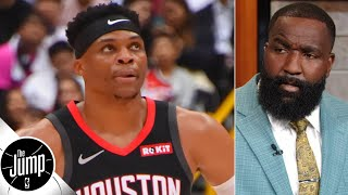 Russell Westbrook isn't changing for anyone including the Rockets - Kendrick Perkins | The Jump