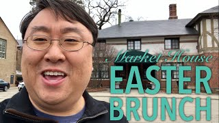 Easter Brunch 2018 at Market House on the Square in Lake Forest, Illinois