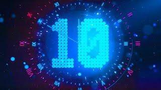 Nieuwjaarskaarten, De laatste 3 minuten aftellen tot 2018