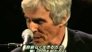 Burt Bacharach - Alfie Amazing version
