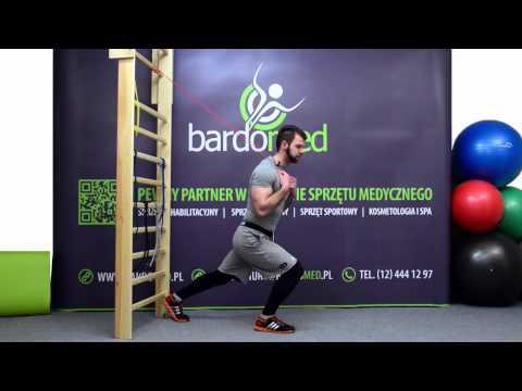 Ładowania dla każdego mięśnia