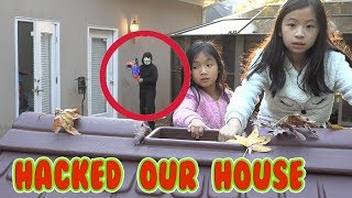 Download Video Game Master Hacks Our HOUSE While We Play Power Wheels Ride On Car MP3 3GP MP4