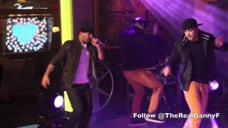 "Danny Fernandes performing ""Take Me Away"" on New Music Live"
