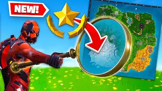 Search where the magnifying glass sits & MORE (Fortnite Season 8 Week 3 Challenge Guide)!