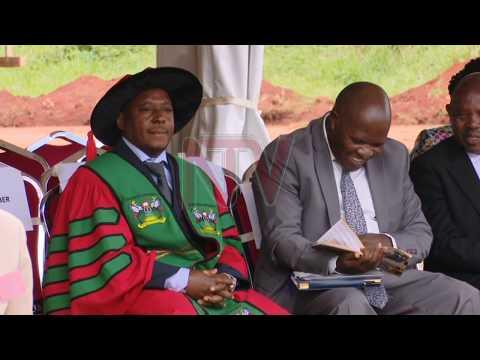 Museveni urges Kyambogo graduates to utilise job creating sectors