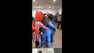 Animación infantil en el carnaval de Rialp con Pinxo & Punxa