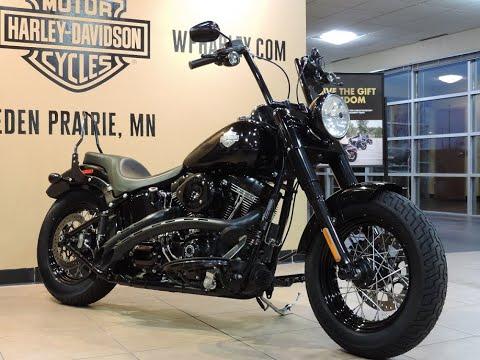 2017 Harley-Davidson® HD FLSS Softail Slim® S