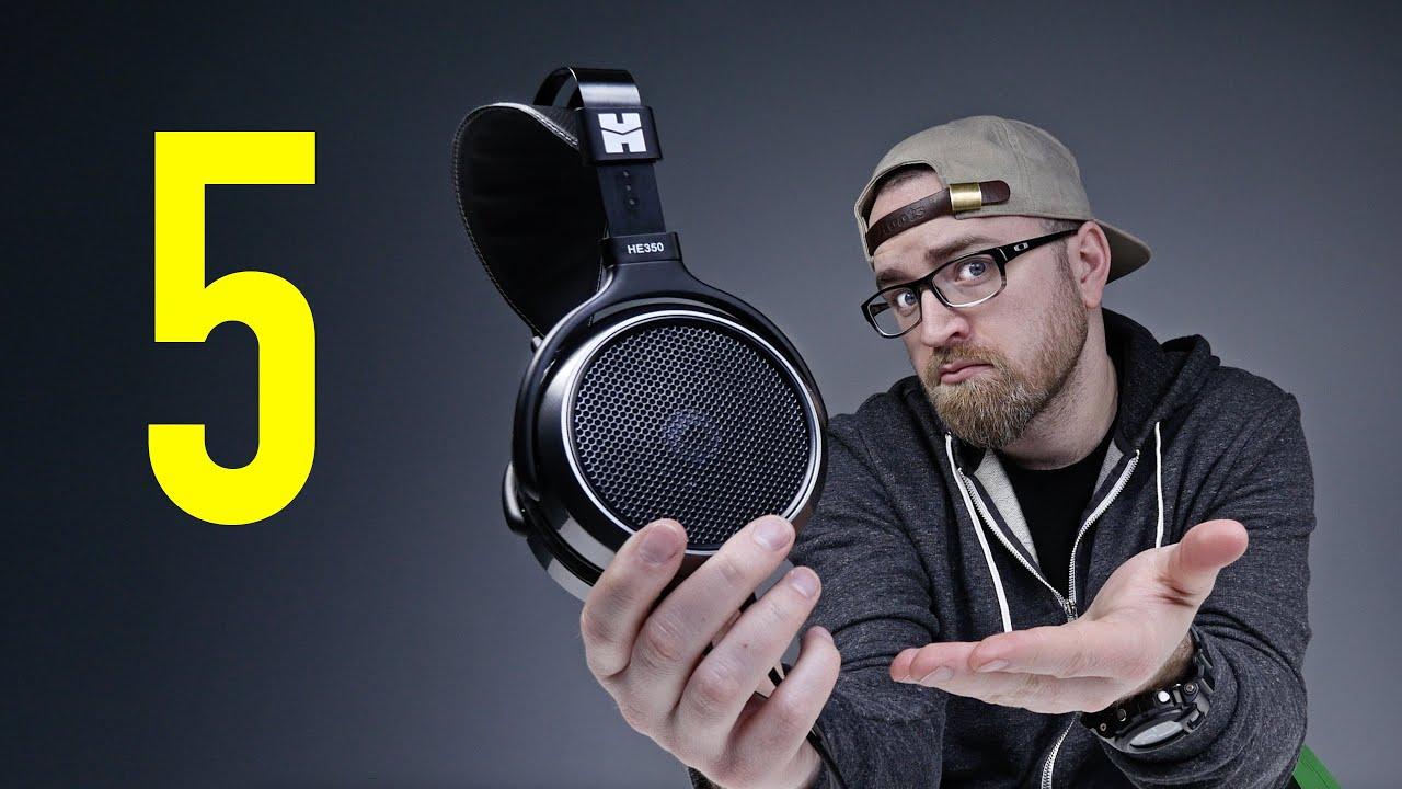 5 Reasons Headphones Are Better Than Earphones thumbnail