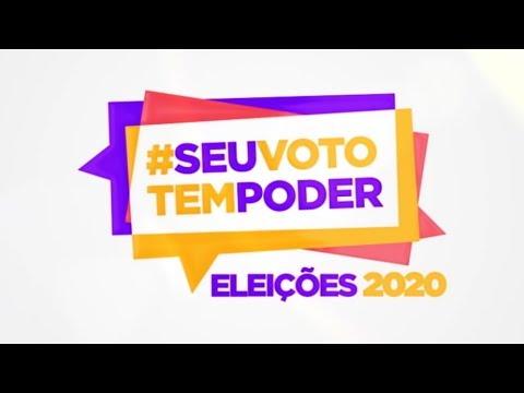 Conheça a logomarca das Eleições 2020