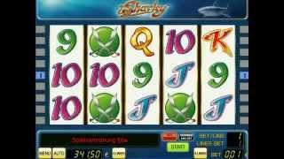 Как выиграть в игровые автоматы Sharky Multi Gaminator