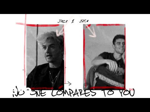 Jack & Jack - No One Compares To You (Lyric Video) (видео)
