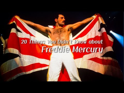 20 Things You Didn't Know about Freddie Mercury (which the movie 'Bohemian Rhapsody' didn't tell)