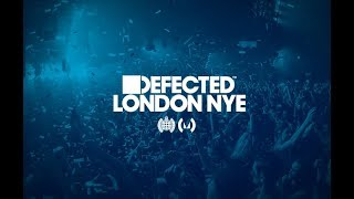 Simon Dunmore, Josh Butler, Amine Edge & DANCE, Roger Sanchez - Live @ Defected x Ministry of Sound, London NYE 2017