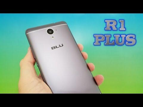 BLU R1 Plus Smartphone REVIEW – 4K