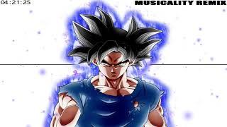 Dragon Ball Super - Ultra Instinct Remix   [Clash of the Gods]   Hip Hop/Trap   (Musicality Remix)