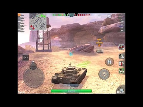 Видео World of Tanks Blitz