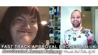 Muscle Owl Talks Ep76: Fast Track - Accelerated Access Pathway