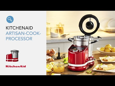 The Artisan Cook Processor from KitchenAid - all features