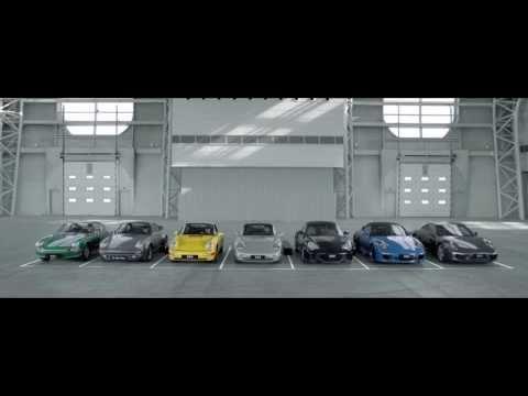 Lanzan edición especial del Porsche 911