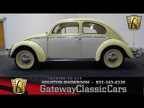 1957 Volkswagen Beetle - Volkswagen (1)